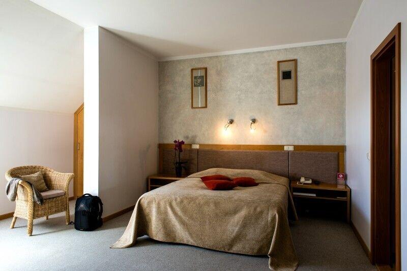 Wypoczynek w pokoju klasy LUX dla dwojga w Siguldzie