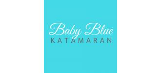 Katamaran Baby Blue